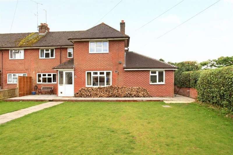 5 Bedrooms Semi Detached House for sale in Southbrook Cottages, Micheldever, Winchester, SO21