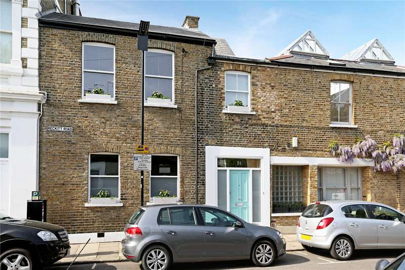 3 Bedrooms Terraced House for sale in Reckitt Road, London, W4