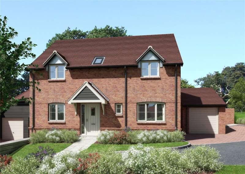 3 Bedrooms Detached House for sale in Colebrook Field, Bighton Hill, Ropley, Alresford, SO24