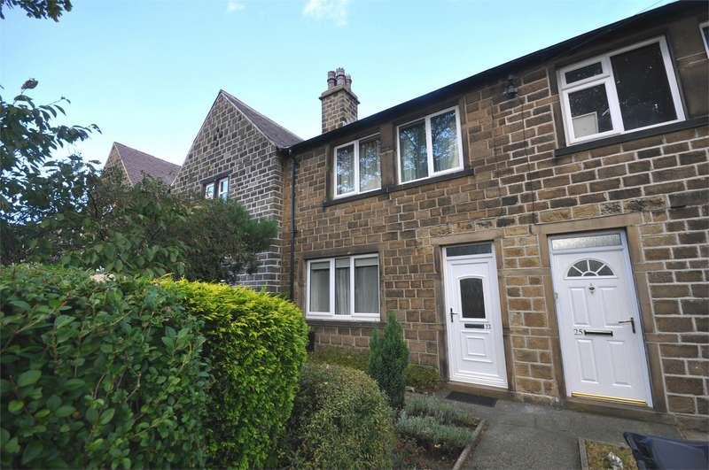 3 Bedrooms Terraced House for sale in 23 Town End, Almondbury, HUDDERSFIELD, West Yorkshire