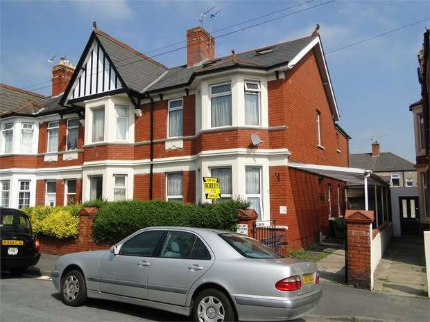 6 Bedrooms End Of Terrace House for sale in Rugby Road, NEWPORT