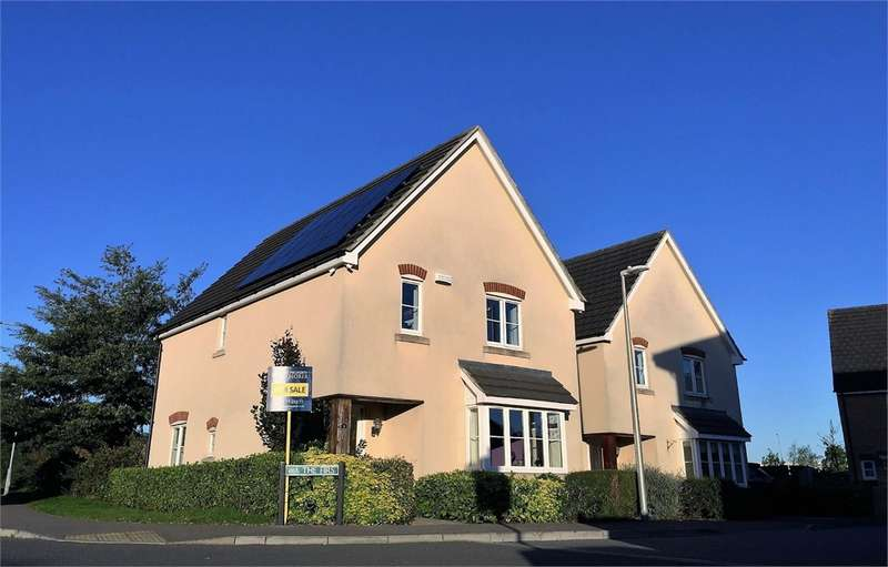 4 Bedrooms Detached House for sale in NEWBURY