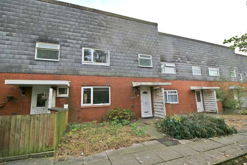 3 Bedrooms Property for sale in Lindens, Skelmersdale, WN8
