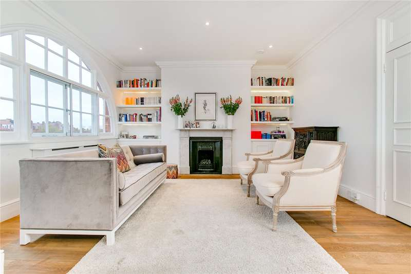 4 Bedrooms Flat for sale in Palace Mansions, Earsby Street, W14