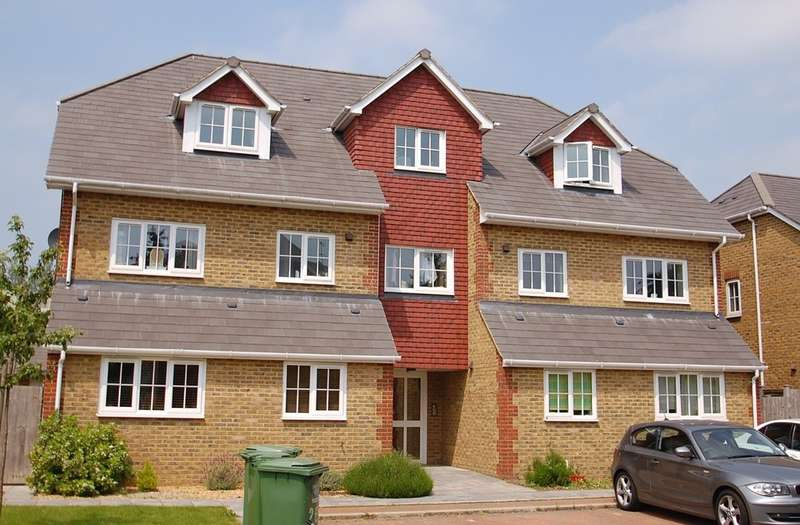 1 Bedroom Flat for sale in Nash Mills, Hemel Hempstead