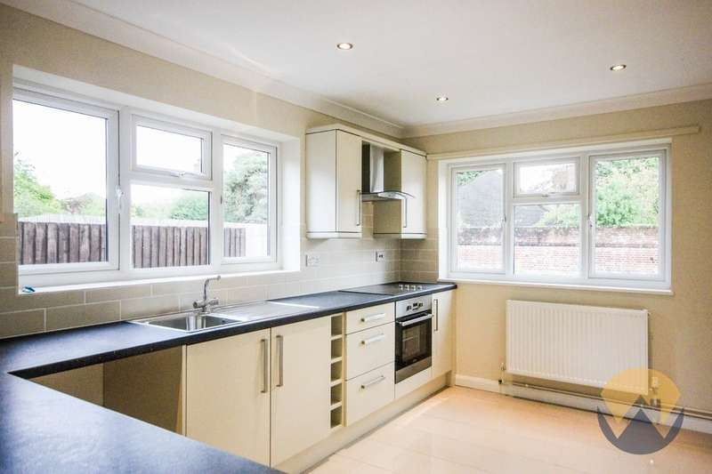 3 Bedrooms Detached Bungalow for sale in Upton Close, Norwich, NR4