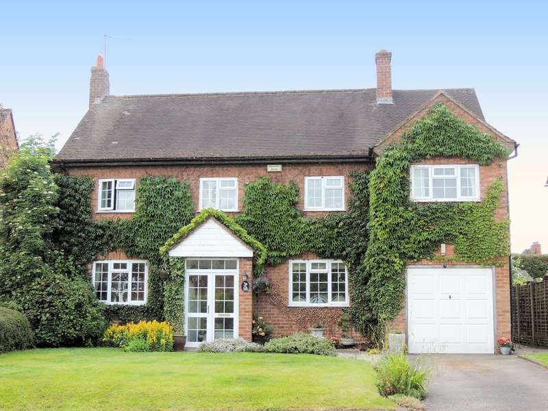 4 Bedrooms Detached House for sale in Broadfern Road, Knowle