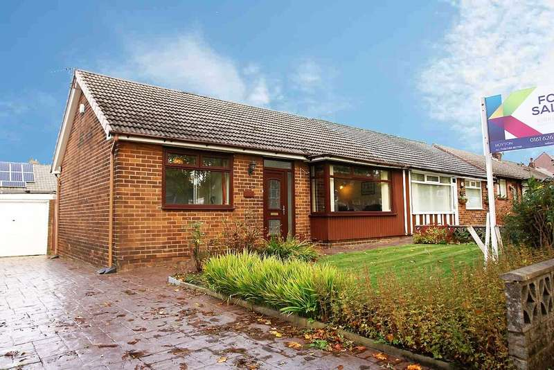 2 Bedrooms Semi Detached Bungalow for sale in 124 Broadway, Royton