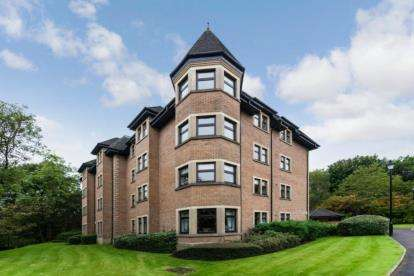 2 Bedrooms Flat for sale in Wyndham Court, Kirklee