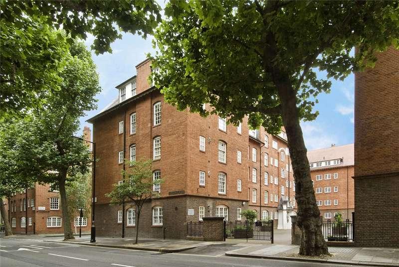 3 Bedrooms Flat for sale in Cureton Street, London, SW1P