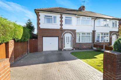 4 Bedrooms Semi Detached House for sale in Leaches Lane, Mancot, Deeside, Flintshire, CH5