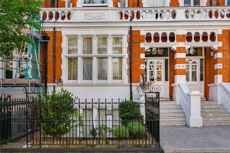 2 Bedrooms Flat for sale in Sutherland House, 34 Bolton Gardens, SW5