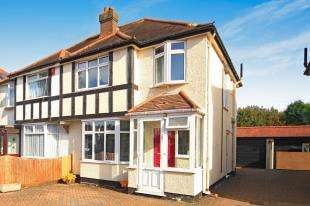 3 Bedrooms Semi Detached House for sale in Limpsfield Road, Sanderstead, South Croydon, .