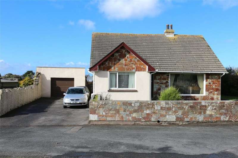 4 Bedrooms Detached Bungalow for sale in Killivose Road, Camborne, Cornwall