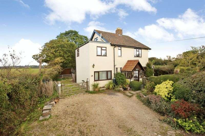 3 Bedrooms Detached House for sale in Keenthorne, Nether Stowey