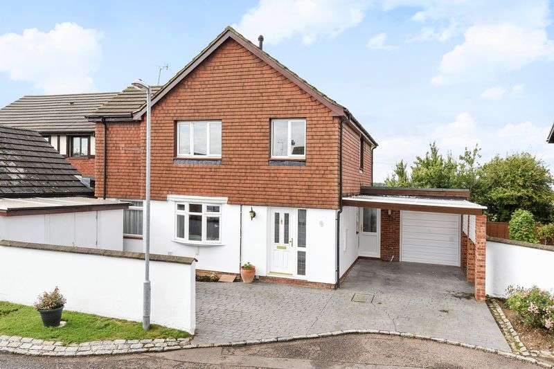 4 Bedrooms Detached House for sale in Pitstone, Bucks.