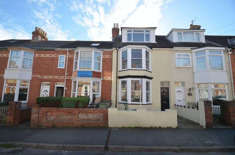 4 Bedrooms Terraced House for sale in Williams Avenue, Weymouth