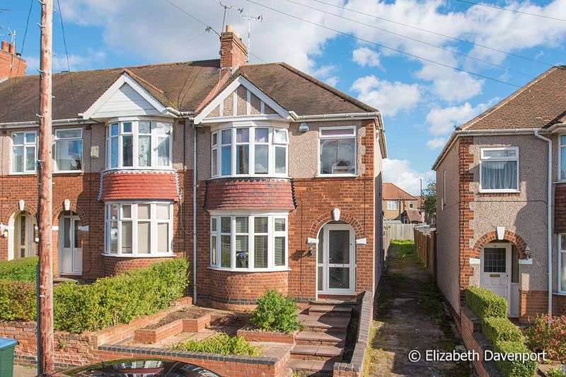 3 Bedrooms Terraced House for sale in Eltham Road, Cheylesmore, Coventry