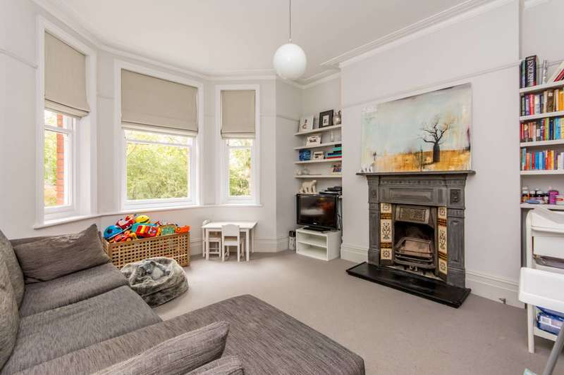 3 Bedrooms Flat for sale in Grantully Road, Maida Vale, W9