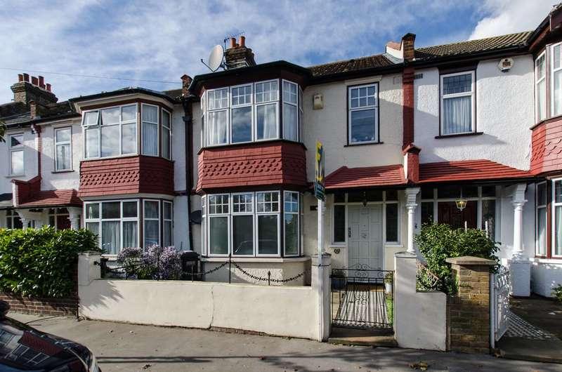 3 Bedrooms Terraced House for sale in Braemar Avenue, Thornton Heath, CR7