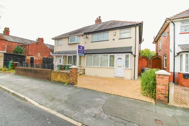 3 Bedrooms Semi Detached House for sale in Claude Street, Pemberton, Wigan