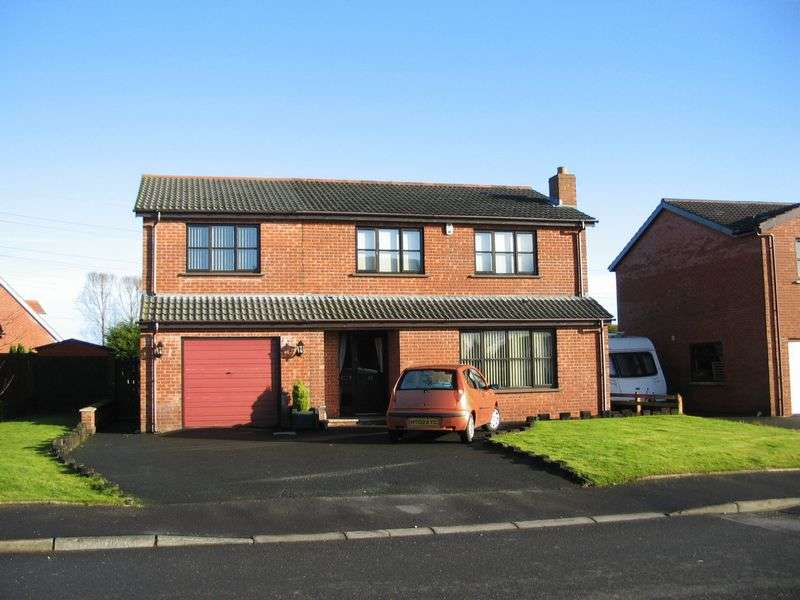5 Bedrooms Detached House for sale in Craigs Road, Carrickfergus