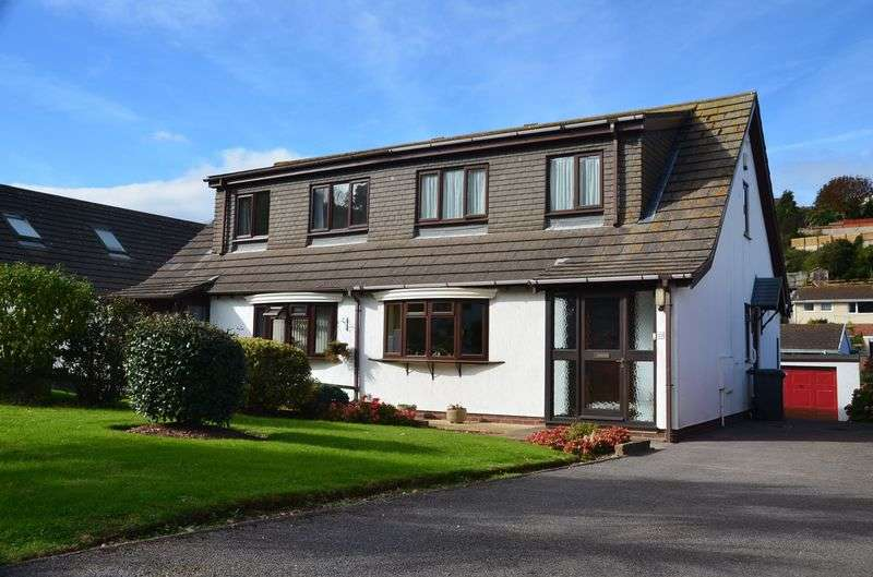 3 Bedrooms Semi Detached House for sale in MAPLE ROAD BRIXHAM