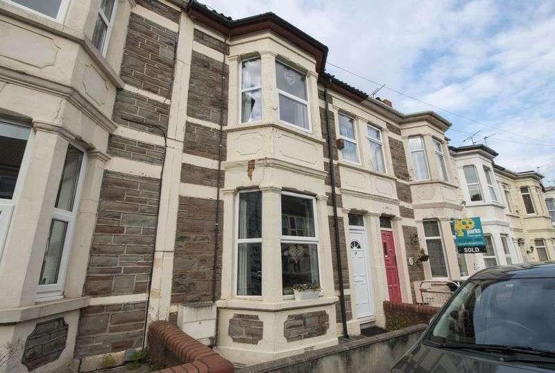 2 Bedrooms Terraced House for sale in Hayward Road, Bristol