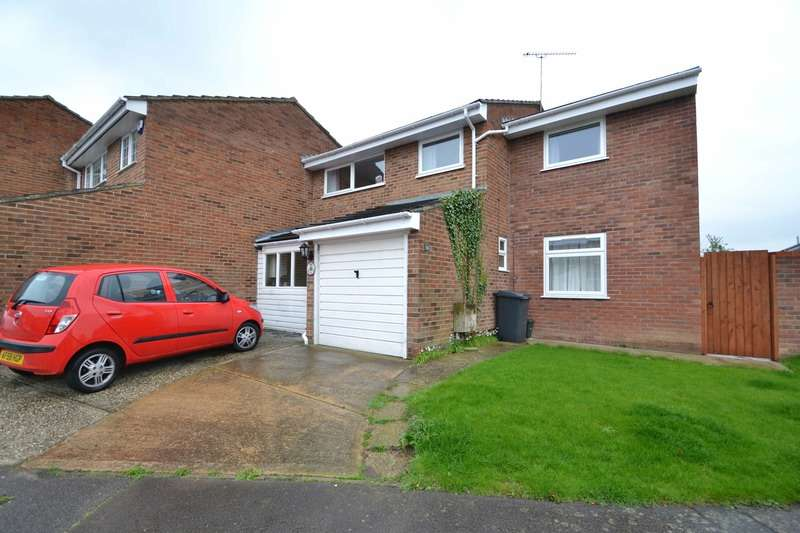4 Bedrooms End Of Terrace House for sale in Crocus Way, Chelmsford, Essex, CM1