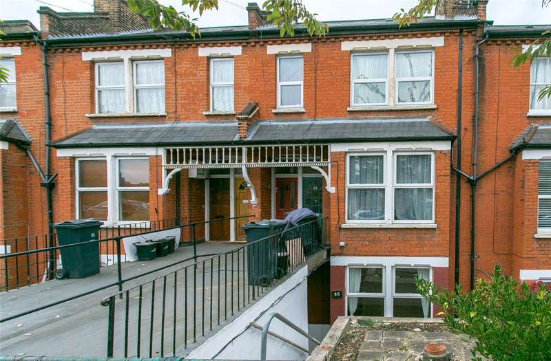 1 Bedroom Flat for sale in Auckland Hill, London, SE27