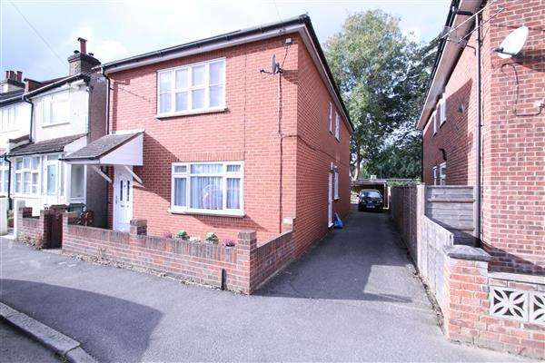 2 Bedrooms Maisonette Flat for sale in York Street