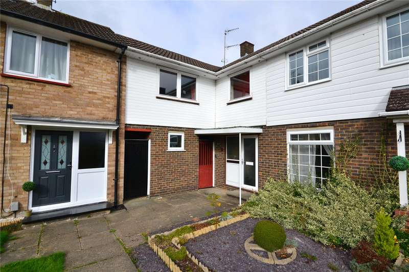 4 Bedrooms Terraced House for sale in Foresters Square, Bracknell, Berkshire, RG12