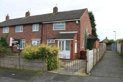 2 Bedrooms End Of Terrace House for sale in Chiltern Road, St. Helens, Merseyside, WA9