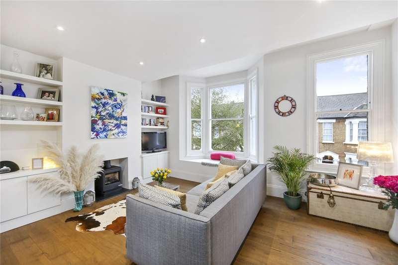 2 Bedrooms Flat for sale in Priory Park Road, London, NW6