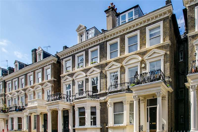 2 Bedrooms Flat for sale in Holland Park Gardens, London, W14