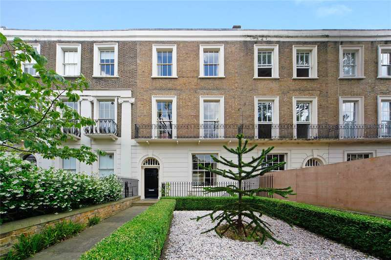 5 Bedrooms Terraced House for sale in Maida Avenue, London, W2