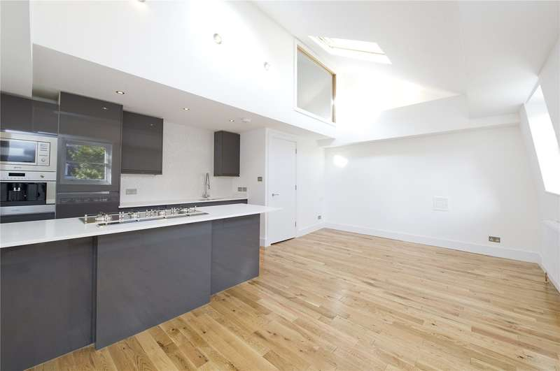 3 Bedrooms Flat for sale in Sutherland Avenue, W9