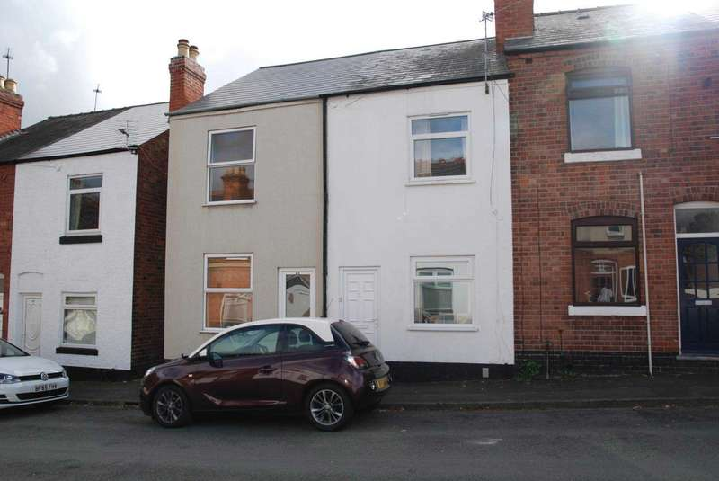 2 Bedrooms Terraced House for sale in Shelton Street, Tamworth B77