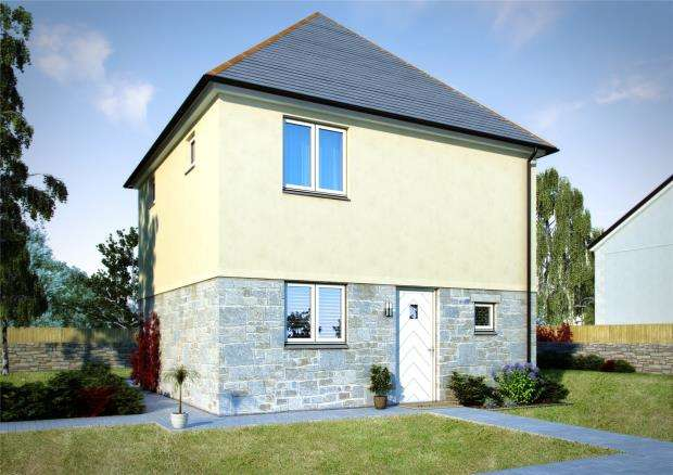 2 Bedrooms Detached House for sale in Hidderley Park, Camborne, Cornwall