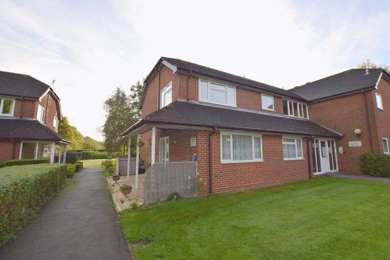 2 Bedrooms Retirement Property for sale in Ruskin Court, Newport Pagnell
