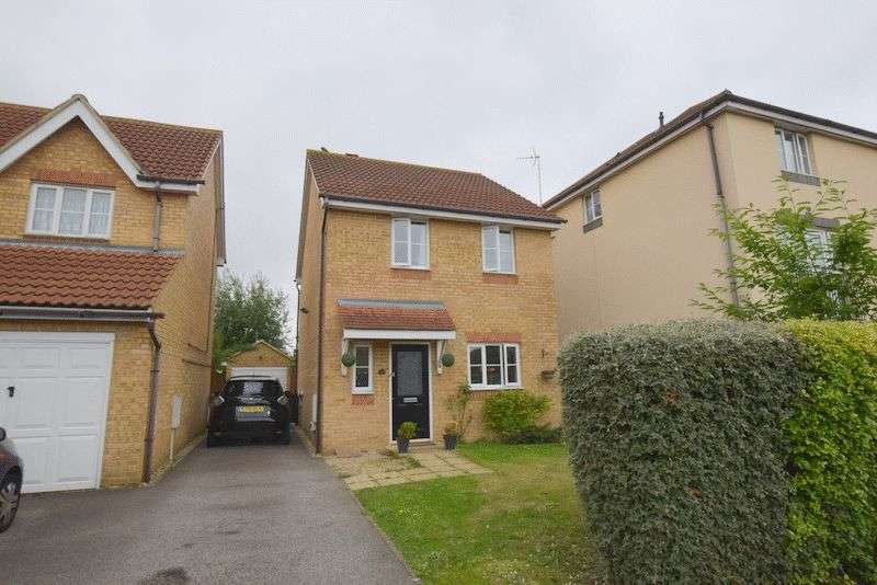 3 Bedrooms Detached House for sale in Chicksands Avenue, Monkston, Milton Keynes