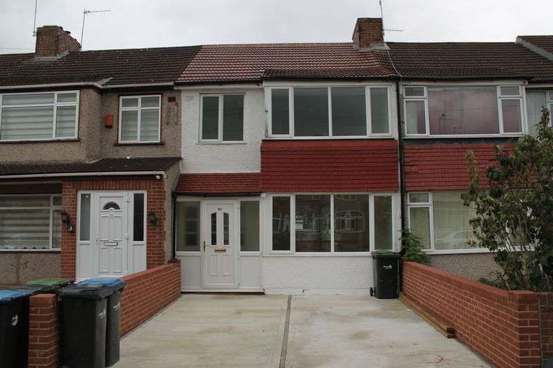 3 Bedrooms Terraced House for sale in ALDRIDGE AVENUE, ENFIELD, EN3