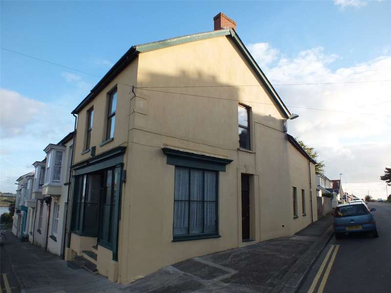 3 Bedrooms End Of Terrace House for sale in High Street, Neyland, Milford Haven