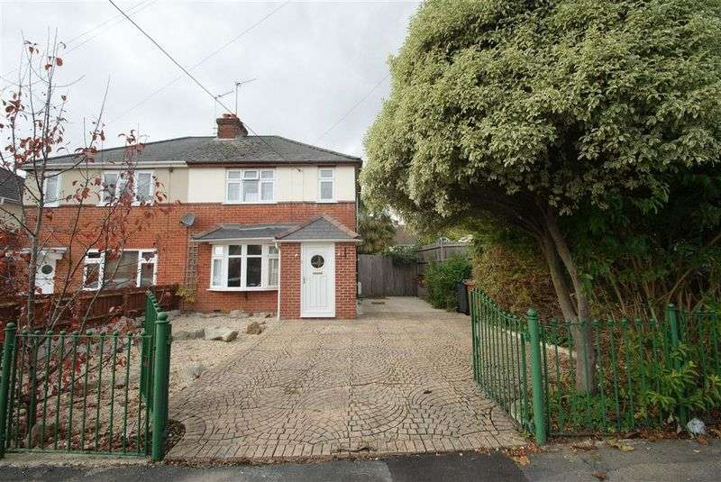 3 Bedrooms Semi Detached House for sale in Wellington Road, Andover
