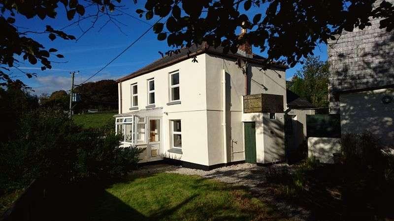 3 Bedrooms Detached House for sale in Trevelmond, Liskeard