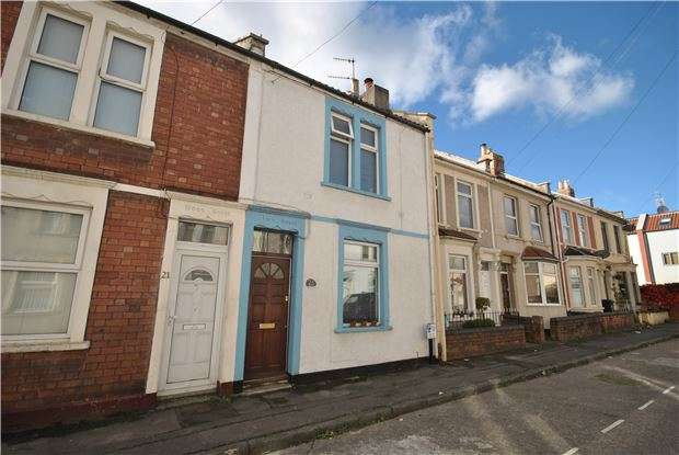 2 Bedrooms Terraced House for sale in Exmoor Street, Southville, Bristol, BS3 1HD