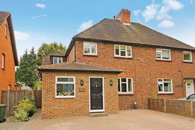3 Bedrooms Semi Detached House for sale in Merrow