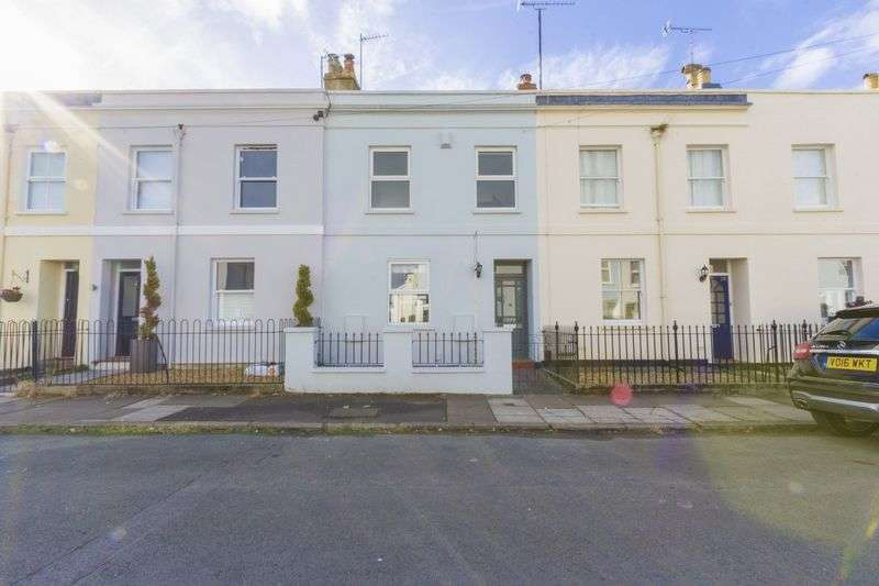 2 Bedrooms Terraced House for sale in Prince's Road, Tivoli
