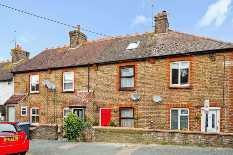 2 Bedrooms Terraced House for sale in St. Marys Road, Burgess Hill