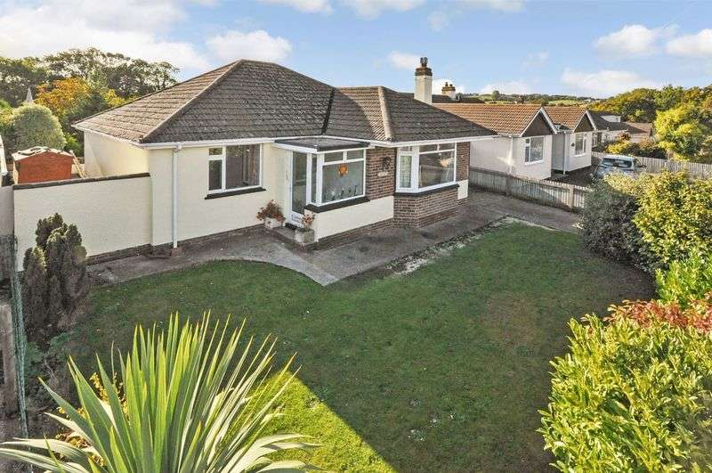 2 Bedrooms Detached Bungalow for sale in Nut Bush Lane, Torquay